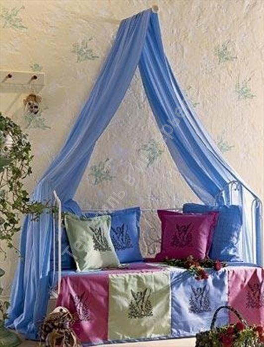 Балдахин на кровать для девочки своими руками - 2800000.net