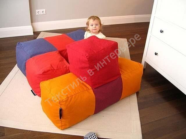 Подушки на пол как сделать 473