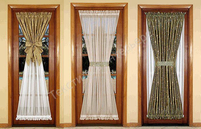 Как сшить витражные шторы